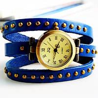 Часы-браслет женские JQ синие