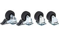 Комплект колес для переносок Skudo  IATA  №4-6