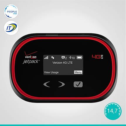 Мобильный 3G/4G WiFi Роутер Novatel Jetpack MiFi 5510L с антенным выходом, фото 2