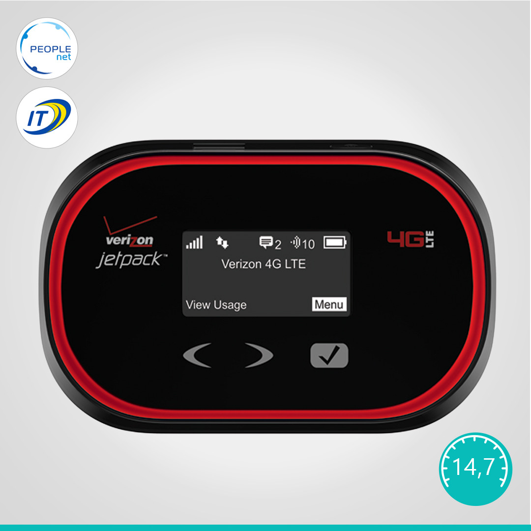 Мобильный 3G/4G WiFi Роутер Novatel Jetpack MiFi 5510L (Rev.B)