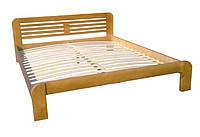 Кровать деревянная Альфа Комфорт, фото 1