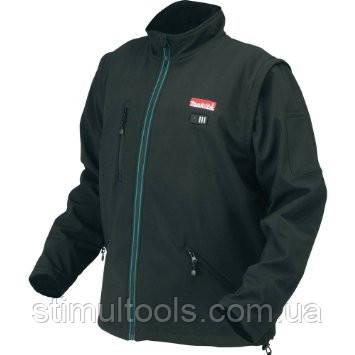 Аккумуляторная куртка Makita DCJ200Z3XL