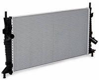 Радиатор (без кондиционера) для Форд Фокус 2