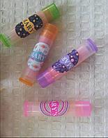 Бальзамчики для губ с солнцезащитой