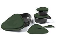 Набор посуды Light My Fire Mealkit pin-pack зеленый