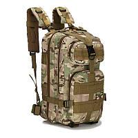 Тактический штурмовой рюкзак Abrams green leaf