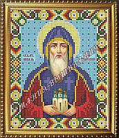 Схема для вышивания бисером Икона Святой благоверный князь Олег