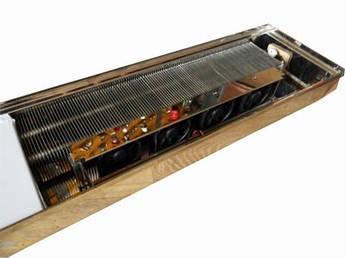 Внутрипідложні конвектор 220*1000 КВК 8