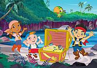 Джейк и пираты нетландии 1  Вафельная картинка