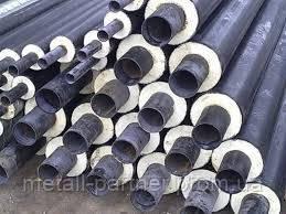 Труба стальная 89/160 в ПЕ ( пластиковой) оболочке