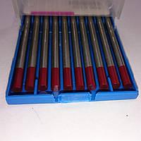 Вольфрамовий електрод WT Ф3,0 червоний, фото 1