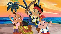 Джейк и пираты нетландии 2  Вафельная картинка
