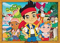 Джейк и пираты нетландии 3  Вафельная картинка