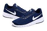 Мужские кроссовки Nike SB Paul Men Deep Blue White (Реплика ААА+), фото 3