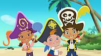 Джейк и пираты нетландии 5  Вафельная картинка