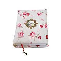 Декоративный блокнот ручной работы Red Rose А6 в ассортименте