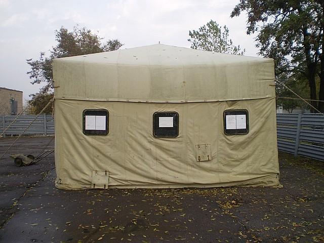 Палатка армейская п-20