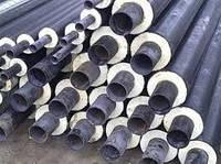 Труба стальная 32/90 в ПЕ ( пластиковой)  оболочке