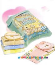 Плед-конверт Baby Sac 80х90 см Belpla 627