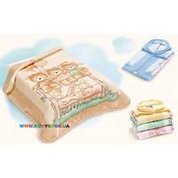 Плед-конверт Baby Sac 80х90 см Belpla 628