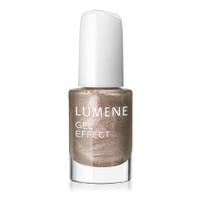 LU Gel Effect - Лак для ногтей гелевый с минералами (18-песочно мерцающий), 5 мл