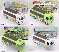 Детская игрушка Автобус 767-416-7-8-9 интерактивный