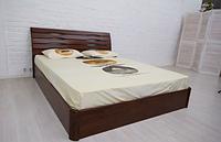 Кровать деревянная Марита V с подъемной рамой  /  Ліжко дерев'яне Маріта V з підйомною рамою