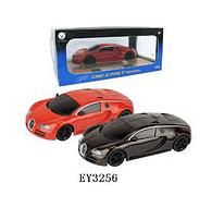 Машинка два цвета Bugatti JT0231