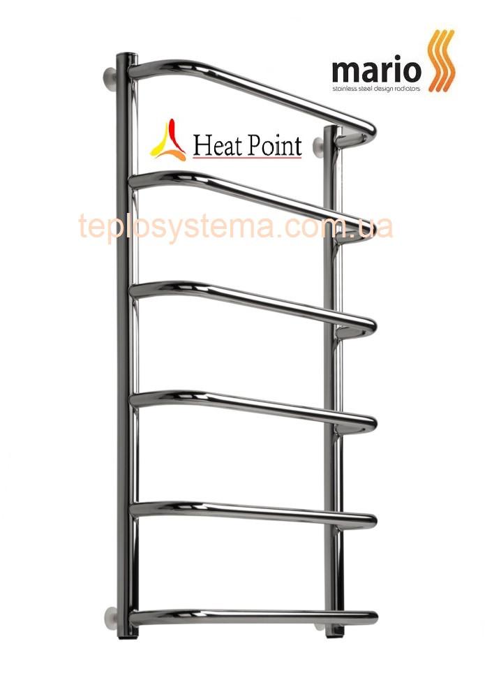 Полотенцесушитель MARIO Стандарт HP 1550x530/500 (Heat Point) водяной
