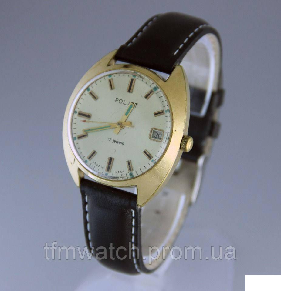 Полет  механические часы СССР