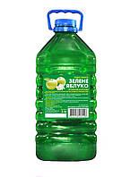 """Жидкое мыло """"зеленое яблоко"""" ТМ """"Будьласочка"""", 5 кг"""
