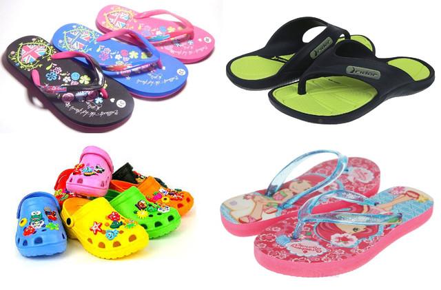 Летняя пляжная обувь (кроксы;шлепанцы,въетнамки)