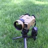 Тепловізійний бинокуляр ARCHER TGX-8R/336/9Гц-75A LRF (2200 м), фото 4