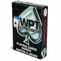 Карты BEE World Poker Tour Black