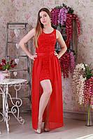 Оригинальное праздничное платье для девушек