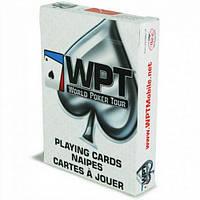 Карты BEE World Poker Tour White