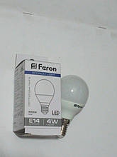 Светодиодная лампа Feron LB380 E14 4W 4000К