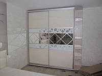 Шкаф-Купе «Белые розы»