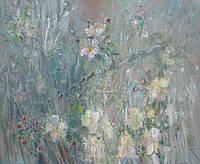 «Весна. Цветение» картина маслом