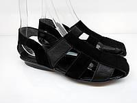 Сандалии Etor 95-7051 45 черные, фото 1