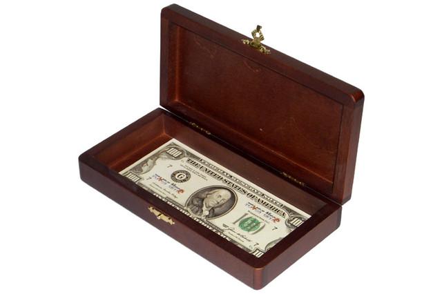 денежный ларец