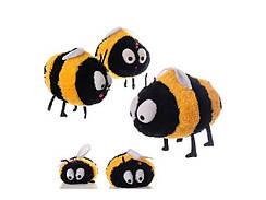 Пчелки плюшевые