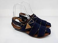 Сандалии  Etor 671-7185 синие, фото 1