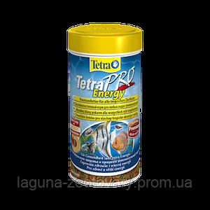 Тетра Про энерджи премиум корм для всех аквариумных рыб, 250мл
