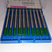 Вольфрамовый электрод WP Ф4,8 зелёныйный, фото 1