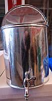 Рукомойник оцинкованный 10 л с краном