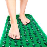 ТОП ВИБІР! Масажна доріжка - килимок масажний Морський берег