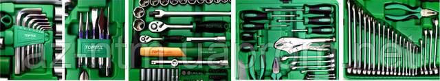 Набор инструмента TOPTUL GCAI150R
