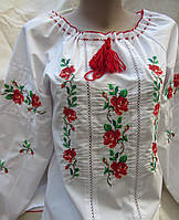 Вышиванка «Роза цветная», , фото 1