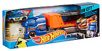"""Hot Wheels Y0177 Y1868  трейлер """"Краш-тест"""""""